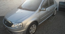 RENAULT LOGAN 1.0 AUTHENTIQUE 16V / 2011 / PRATA
