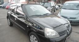 RENAULT CLIO 1.0 CAMPUS 16V / 2009 / PRETA