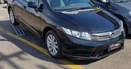 HONDA CIVIC 1.8 LXS SEDAN 16V 2012